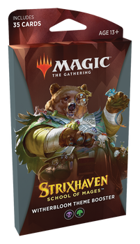 Magic Strixhaven: School of Mages Theme Booster (Witherbloom)