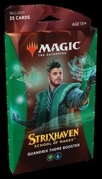Magic Strixhaven: School of Mages Theme Booster (Quandrix)