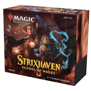Magic Strixhaven: School of Mages Bundle