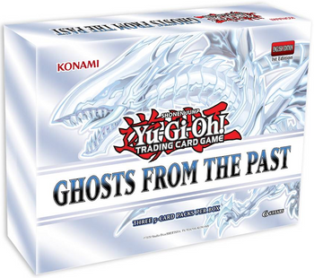 Yugioh: Ghosts From the Past Box