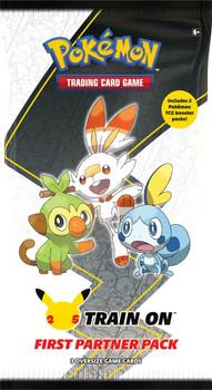 Pokemon First Partner Pack - Galar
