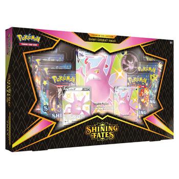 Pokemon Shining Fates Premium Collection (Crobat V)