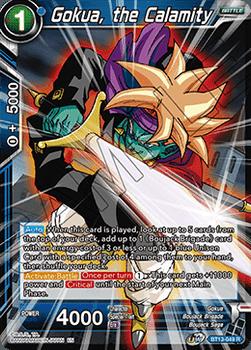 BT13-049R Gokua, the Calamity Foil