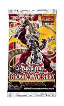Yugioh: Blazing Vortex Booster Pack