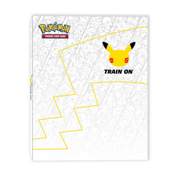 Pokemon TCG First Partner Collector's Binder