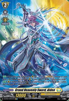 D-BT01/SP07EN SP Grand Heavenly Sword, Alden (SP)