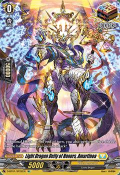 D-BT01/SP22EN SP Light Dragon Deity of Honors, Amartinoa (SP)
