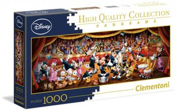 Clementoni Puzzle Disney Orchestra Panorama Puzzle 1,000 pieces