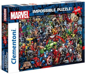 Clementoni Puzzle Marvel Impossible Puzzle 1,000 pieces