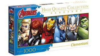 Clementoni Puzzle Marvel Avengers Panorama Puzzle 1,000 pieces