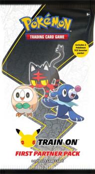 Pokemon TCG First Partner Pack - Alola