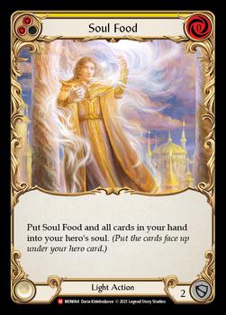 FAB04 1st MON-064M Soul Food(yellow)