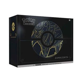 Elite Trainer Box Plus - Zamazenta