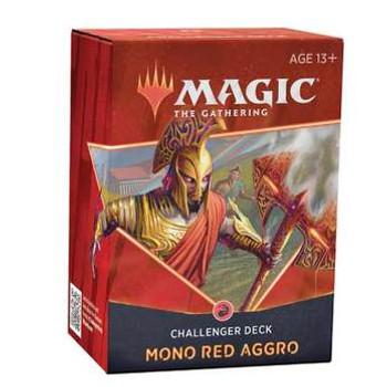 MTG 2021 Challenger Deck:  Mono Red Aggro