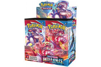 SWSH-05 Battle Styles Booster Box