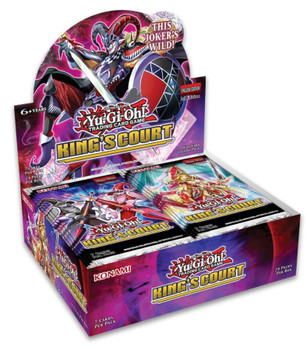 Yugioh: King's Court Booster Box