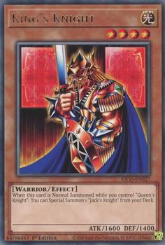 KICO-EN027 King's Knight (Collector's Rare)