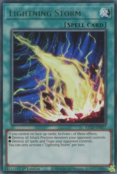 KICO-EN057 Lightning Storm (Collector's Rare)