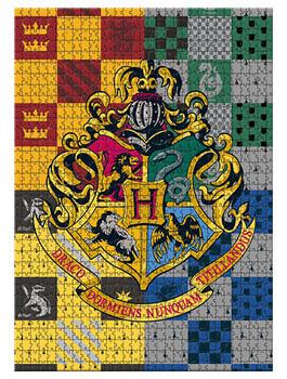Licensed Puzzle Harry Potter Hogwarts Crest Puzzle 1,000 pieces