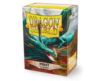 Sleeves - Dragon Shield - Box 100 - Mint