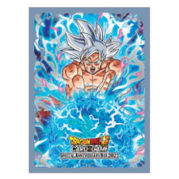 Dragonball Super Official Sleeves (UI Goku)