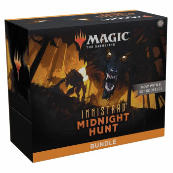 MTG Innistrad: Midnight Hunt Bundle
