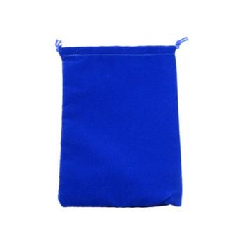 CHX 2396 Suedecloth Bag (L) - Blue