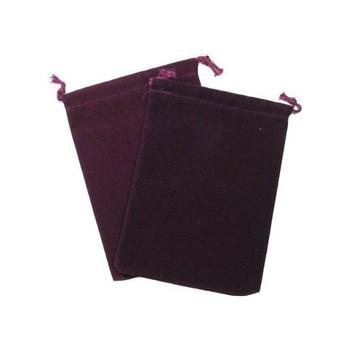CHX 2397 Suedecloth Bag (L) - Purple
