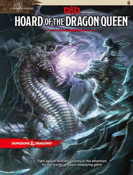 D&D Adventure Hoard of the Dragon Queen