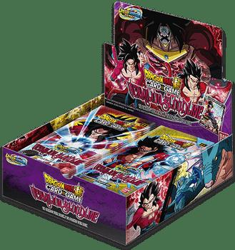 Dragonball Super BT-11 Vermillion Bloodline Booster Box Case (2nd Ed)