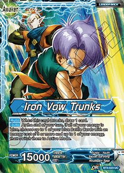 BT04-023UC Iron Vow Trunks Foil