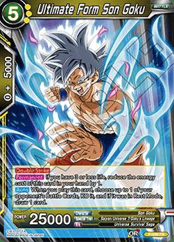 P-059P Ultimate Form Son Goku