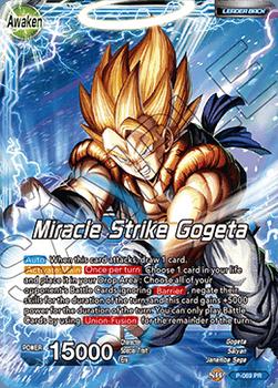 P-069P Miracle Strike Gogeta