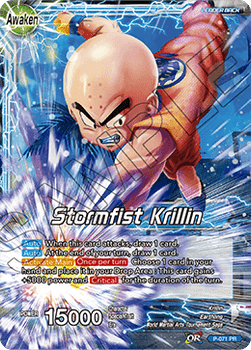 P-071P Stormfist Krillin