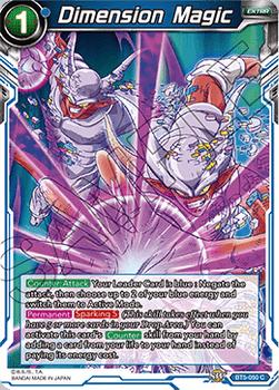 BT05-050C Dimension Magic
