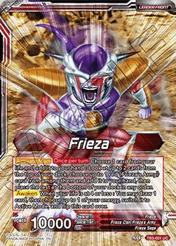 TB3-001U Frieza, Metamorphic Threat Foil