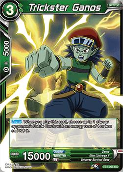 TB1-068U Trickster Ganos Foil