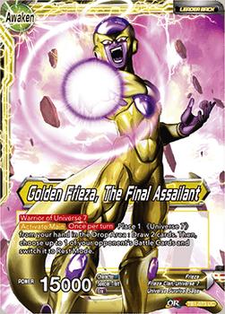 TB1-073U Golden Frieza, The Final Assailant Foil