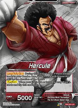 TB2-001U Bundle of Confidence Hercule Foil