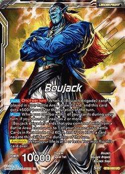 BT06-080U Boujack, the Pirate Captain Foil
