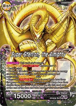BT06-106U Super Shenron, the Almighty Foil
