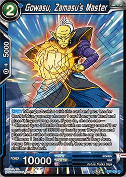 BT07-036C Gowasu, Zamasu's Master Foil