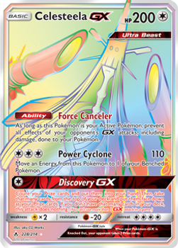 SM10-228/214SCR Celesteela GX (Secret)