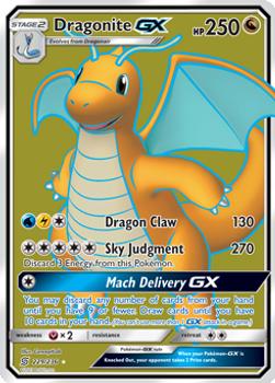 SM11-229/236UR Dragonite GX (Full Art)
