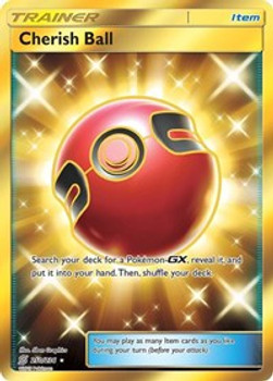 SM11-250/236SCR Cherish Ball (Secret)