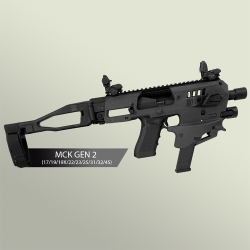 Micro Conversion Kit Gen 2 for Glock