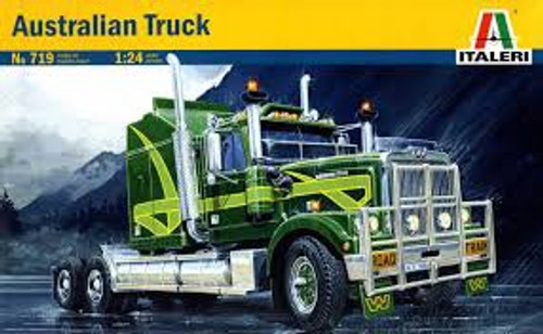 Italeri #719 1/24 Australian Truck