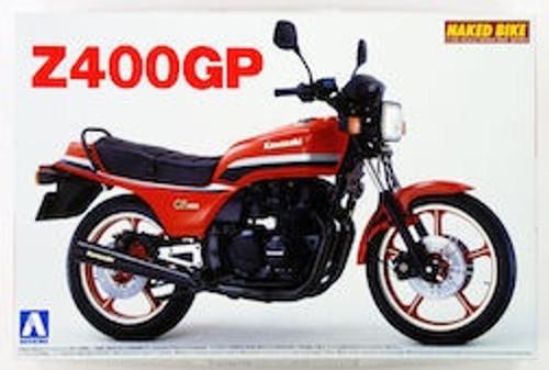 Aoshima #049150 1/12 Kawasaki Z400GP