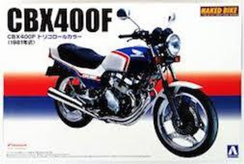 Aoshima #41000 CBX400F 1/12 Honda