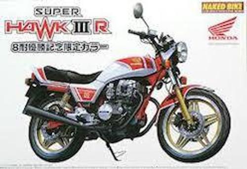 Aoshima #047019 1/12 Honda Super Hawk III R